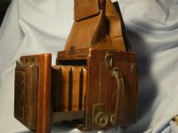 '              TROPICAL Ensign Special Reflex -VERY RARE-' Ensign Tropical Camera + 2 Plates £999.99